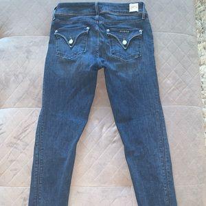Hudson jeans size 28 worn lightly
